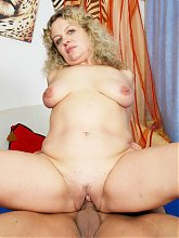 This kinky mama needs a hard cock to please her