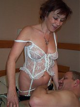 This mature couple needs hardcore sex all the time